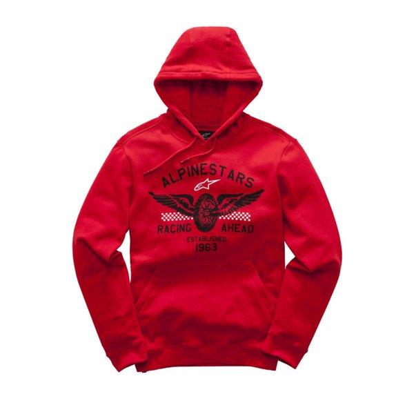 bluza alpinestars czerwona