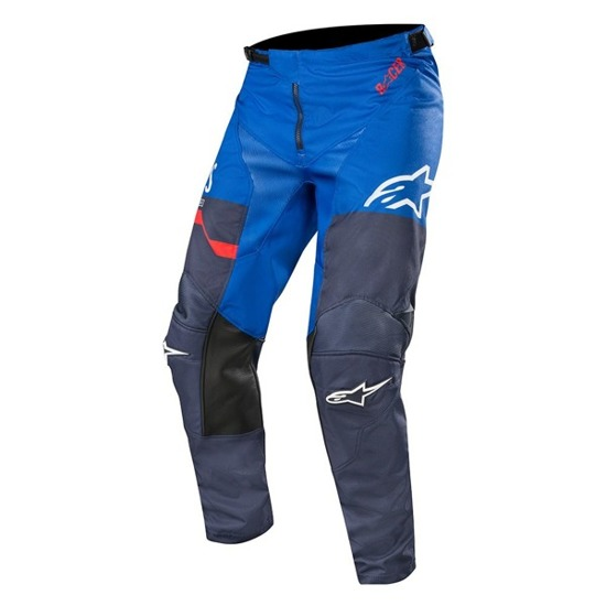 Spodnie ALPINESTARS RACER FLAGSHIP dark navy/blue/red 2019